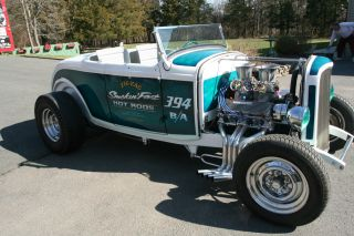 1932 Ford Roadster Henry Steel photo