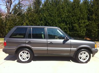 2002 Land Rover Range Rover Hse Sport Utility 4 - Door 4.  6l photo