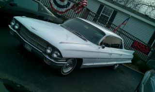 1962 Cadillac 4 Door Sedan photo