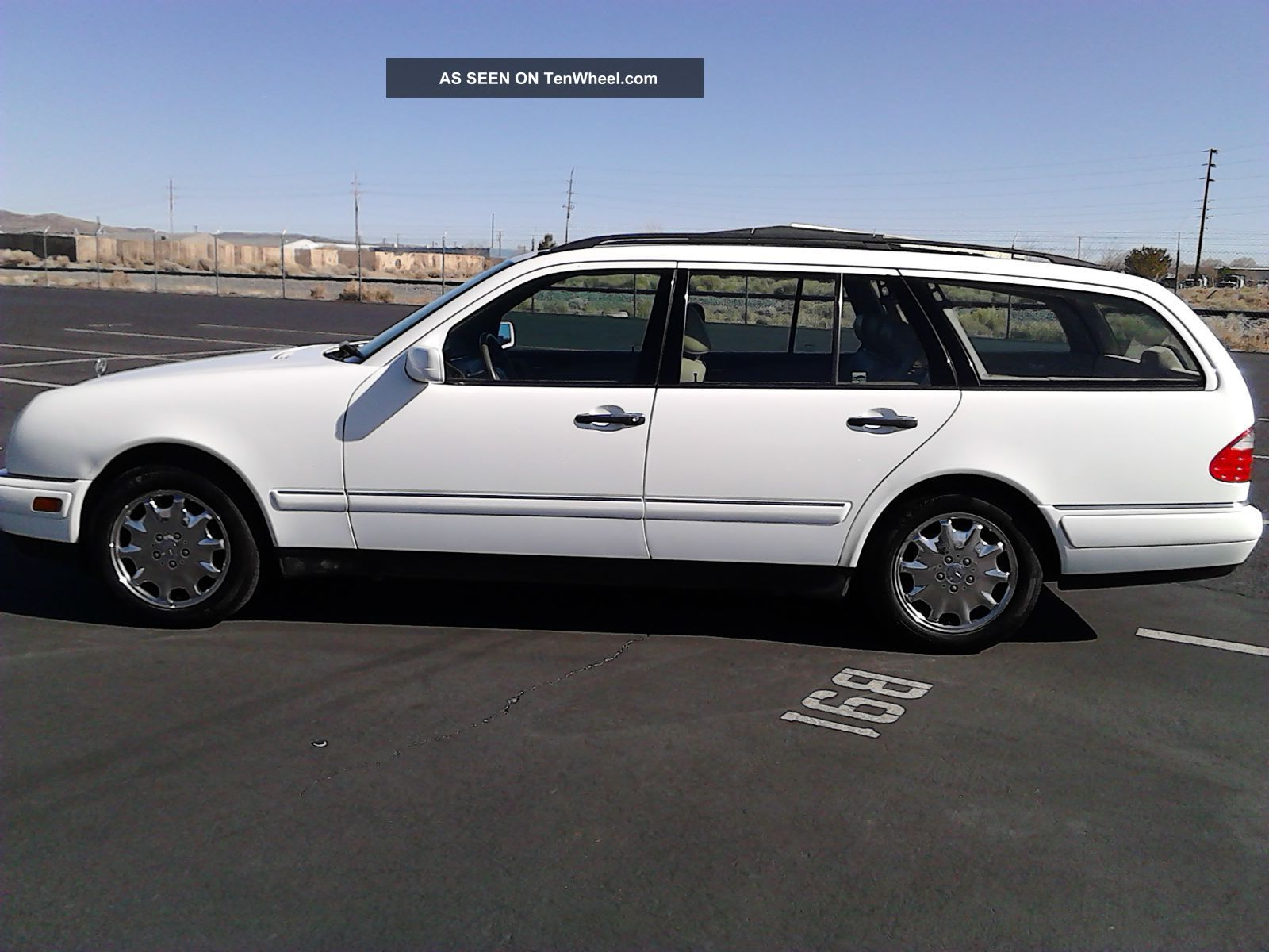 1999 mercedes benz e320 4matic wagon awd 60 day layaway for Mercedes benz e320 4matic
