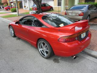 1995 Eagle Talon Tsi Turbo 5 - Speed,  Fwd,  Title,  Running Perfect photo