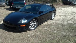 2000 Mitsubishi Eclipse Gt Coupe 2 - Door 3.  0l photo