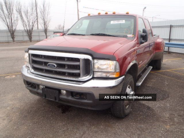 2003 ford f 350 crew cab 4wd diesel dually. Black Bedroom Furniture Sets. Home Design Ideas