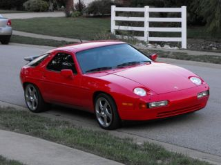 1991 Porsche 928 Gt 5 Speed - 500 Hp Supercharged + Intercooled photo