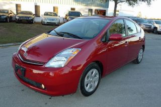 2009 Toyota Prius Package 4 Jbl Camera photo