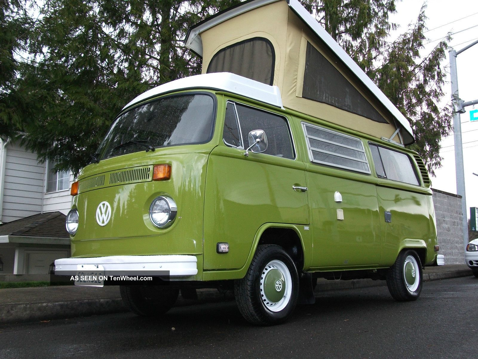1976 Volkswagen Bus Westfalia Camper Edition Bus/Vanagon photo
