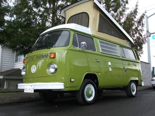 1976 Volkswagen Bus Westfalia Camper Edition photo