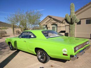 1970 Dodge Bee 383 Magnum photo