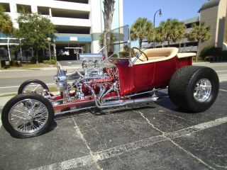 1923 Ford T - Bucket,  Model - T,  Streetrod,  Hot Rod,  Rat Rod photo