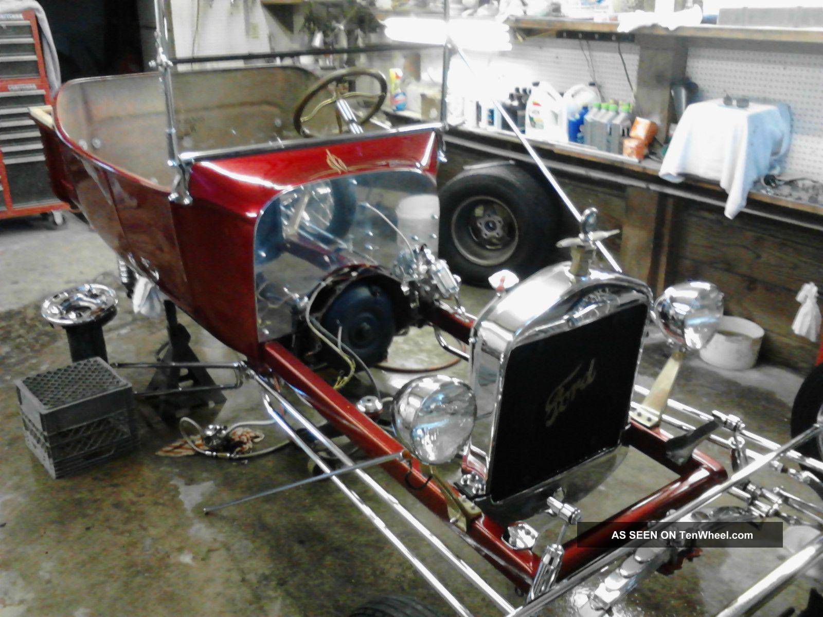 1923 Ford T - Bucket, Model - T, Streetrod, Hot Rod, Rat Rod Other