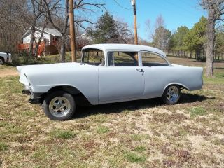1956 Chevy Belair Hot Rod Project photo