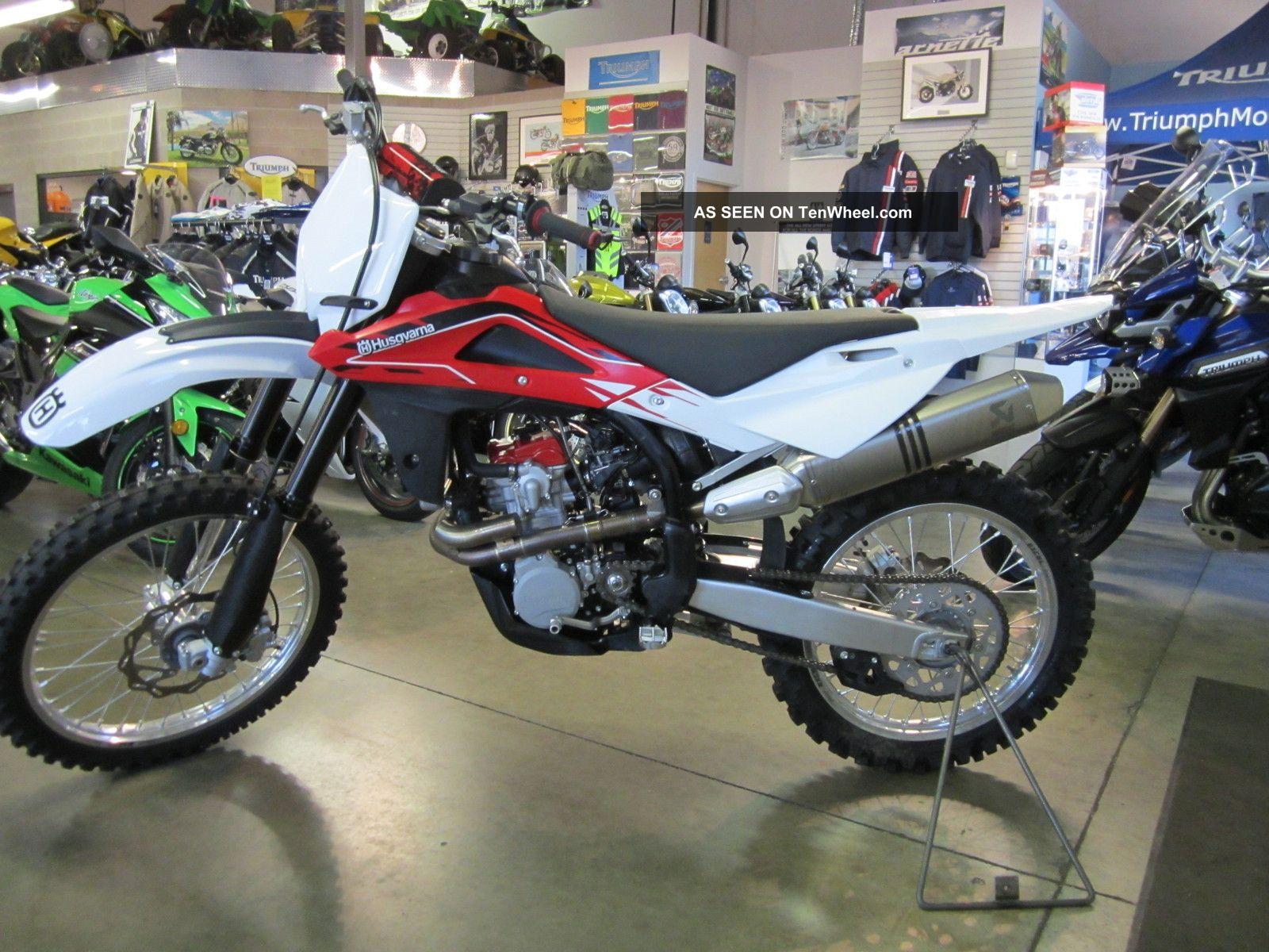 2013 Husqvarna Tc 250r Off - Road Motorcycle Demo Model Was $7199 Now $1.  00 Nr Husqvarna photo