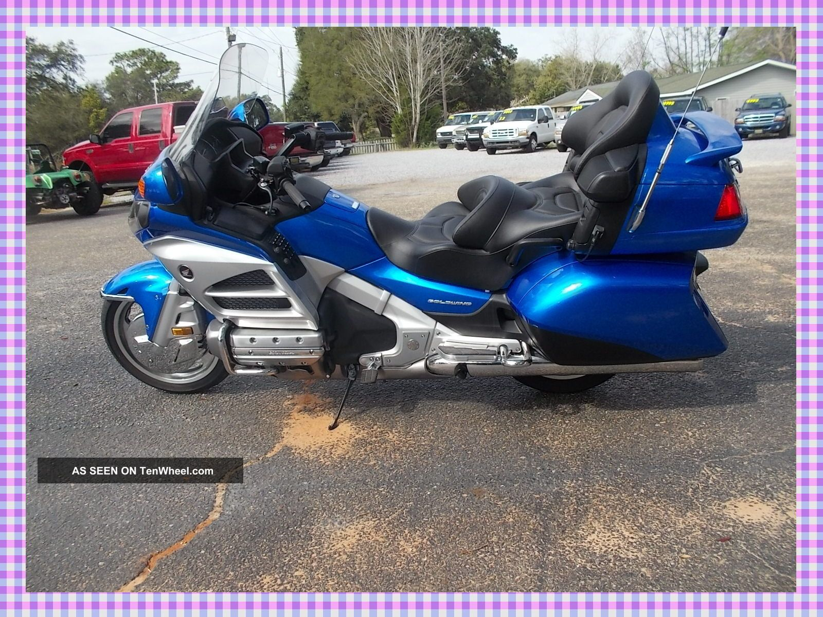 2012 Honda Goldwing 1800 Gold Wing photo