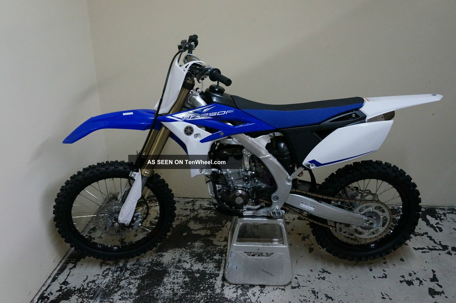 2013 Yamaha Yz 250f Yz 250 F YZ photo