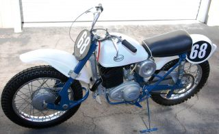 1964 Greeves Mx1 Challenger photo