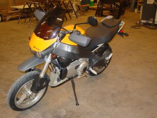 2007 Buell Xb12x Ulysses photo