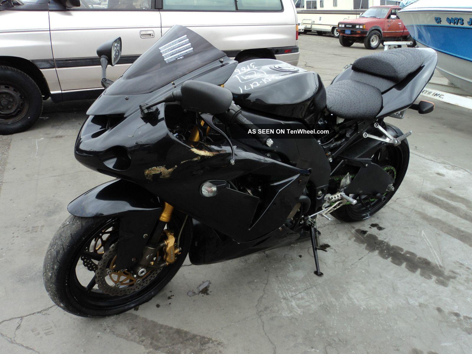 2005 Kawasaki Ninja Zx10r, Other photo