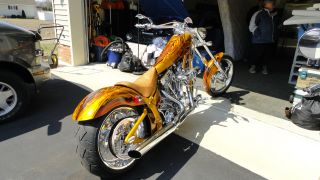 2005 American Iron Horse (legend) photo