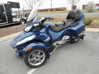 2011 Can - Am Spyder Rts Sm5 photo