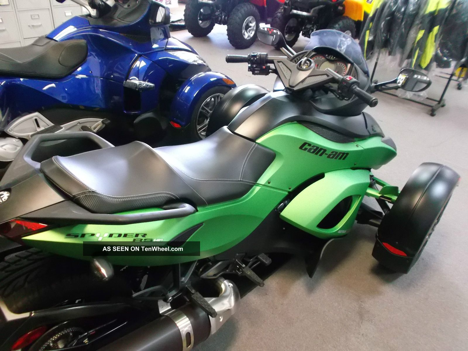 Can Am Spyder Motorcycles For Sale In Michigan Upcomingcarshq Com