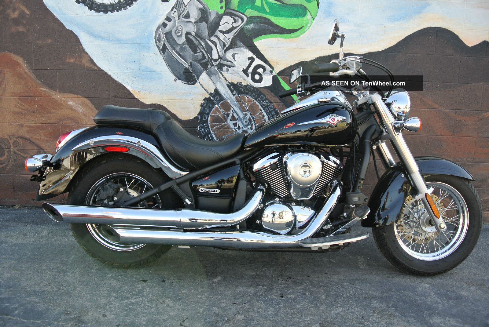 2009 kawasaki vulcan 900 pictures to pin on pinterest pinsdaddy. Black Bedroom Furniture Sets. Home Design Ideas