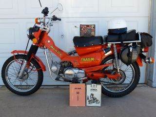 1976 Honda Trail 90 photo