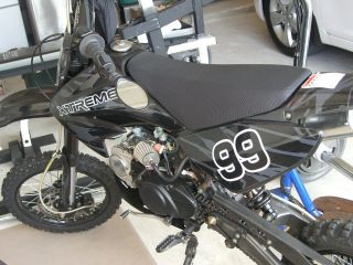2012 Apollo Adp - 125 X - Treme 125cc Off - Road Motorcycle (accessories Included) photo