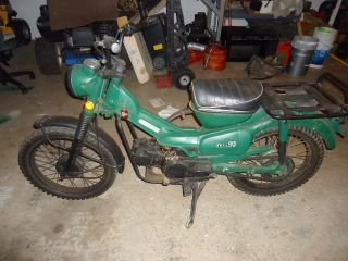 Vintage 1970 Honda Ct - 90 Trail Bike Motorcycle photo