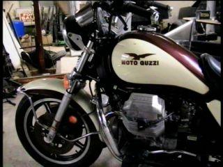 Moto Guzzi W / Sidecar 1989 photo