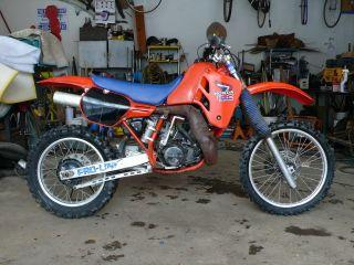 1985 Honda Cr500r photo