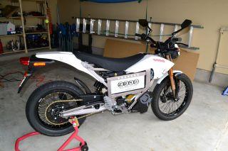 2011 Zero Xu Electric Motorcycle photo
