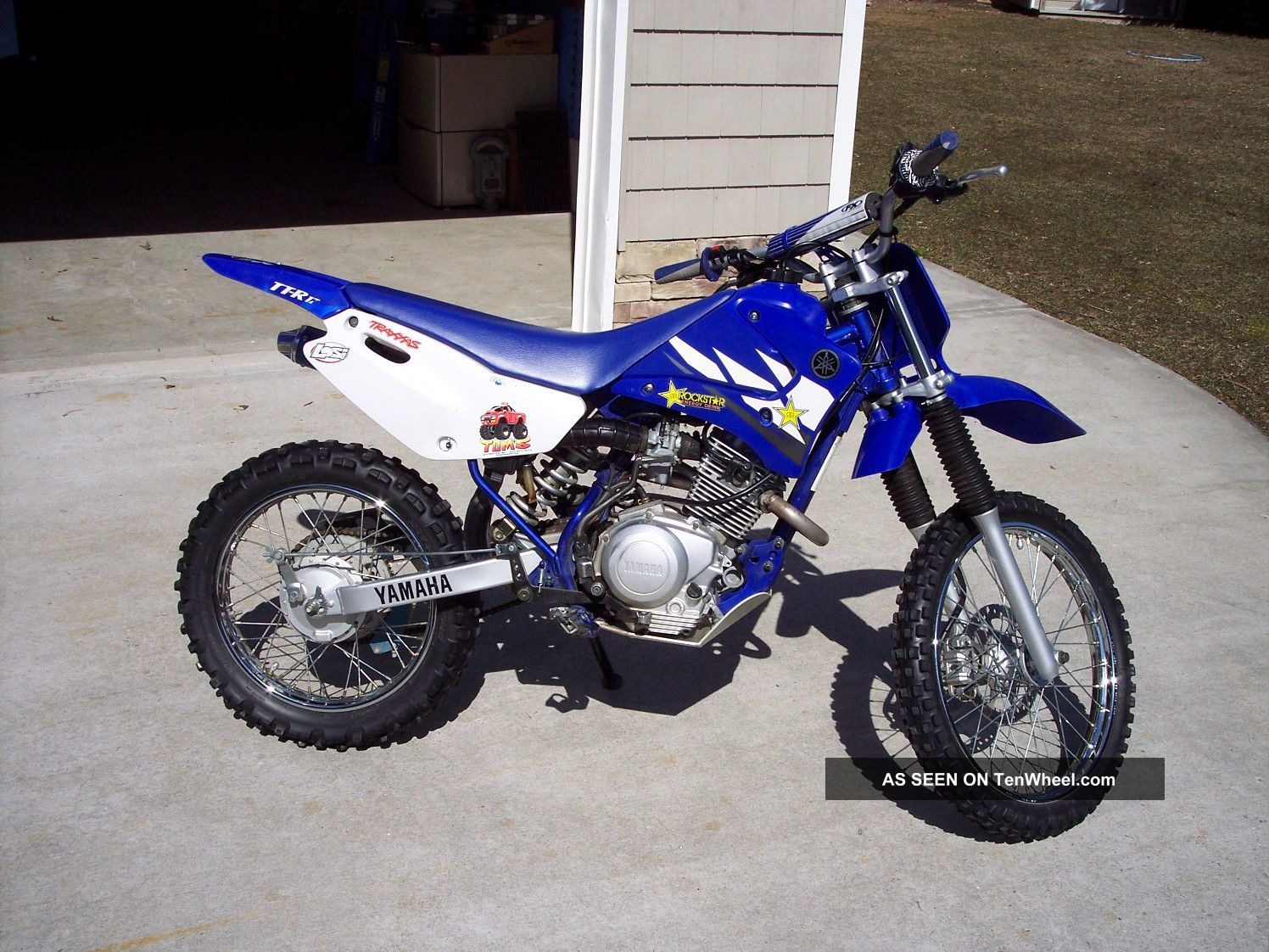 2003 yamaha ttr 125 for Yamaha ttr models