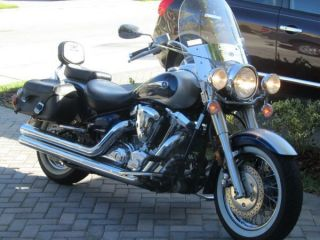 2007 Yamaha Roadstar Silverado 1700 photo