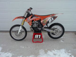 2012 Ktm 250sx Look photo