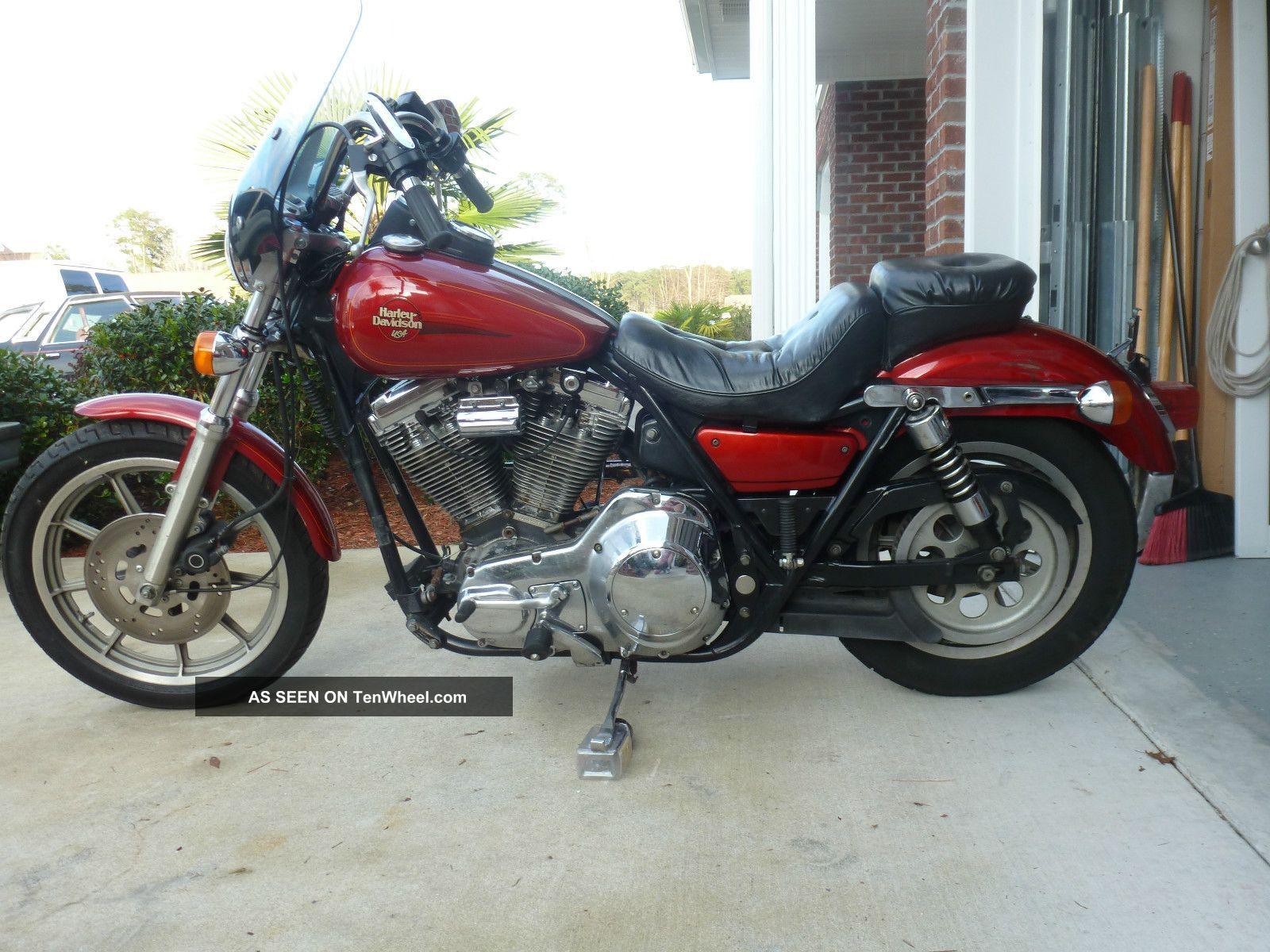 1991 Harley Davidson