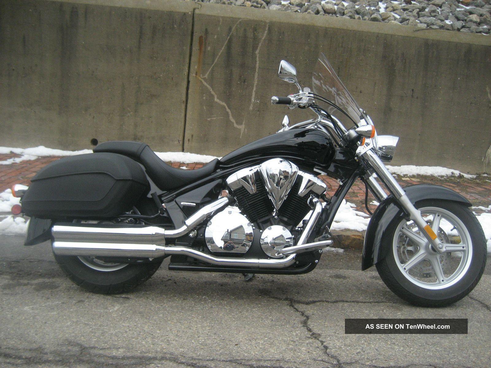 2011 Honda Vt13ctb Interstate Tour