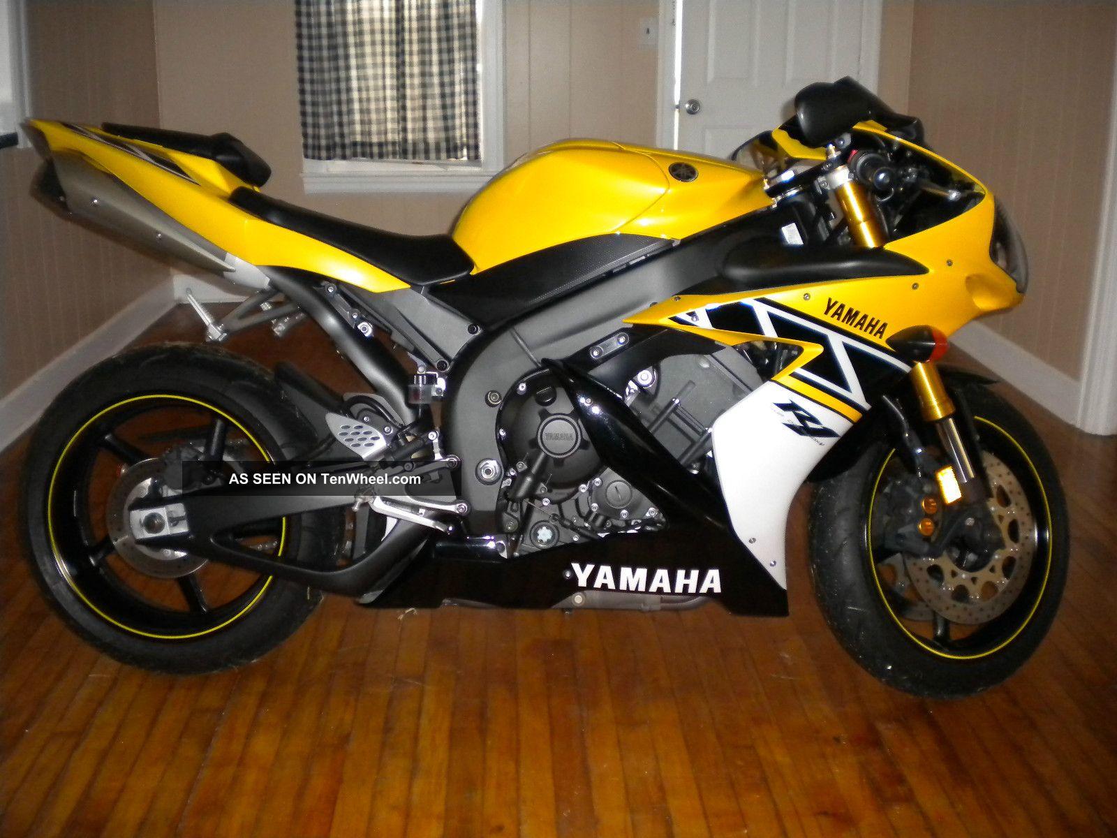 2006 yamaha r1 50th aniversary edition for 2006 yamaha r1