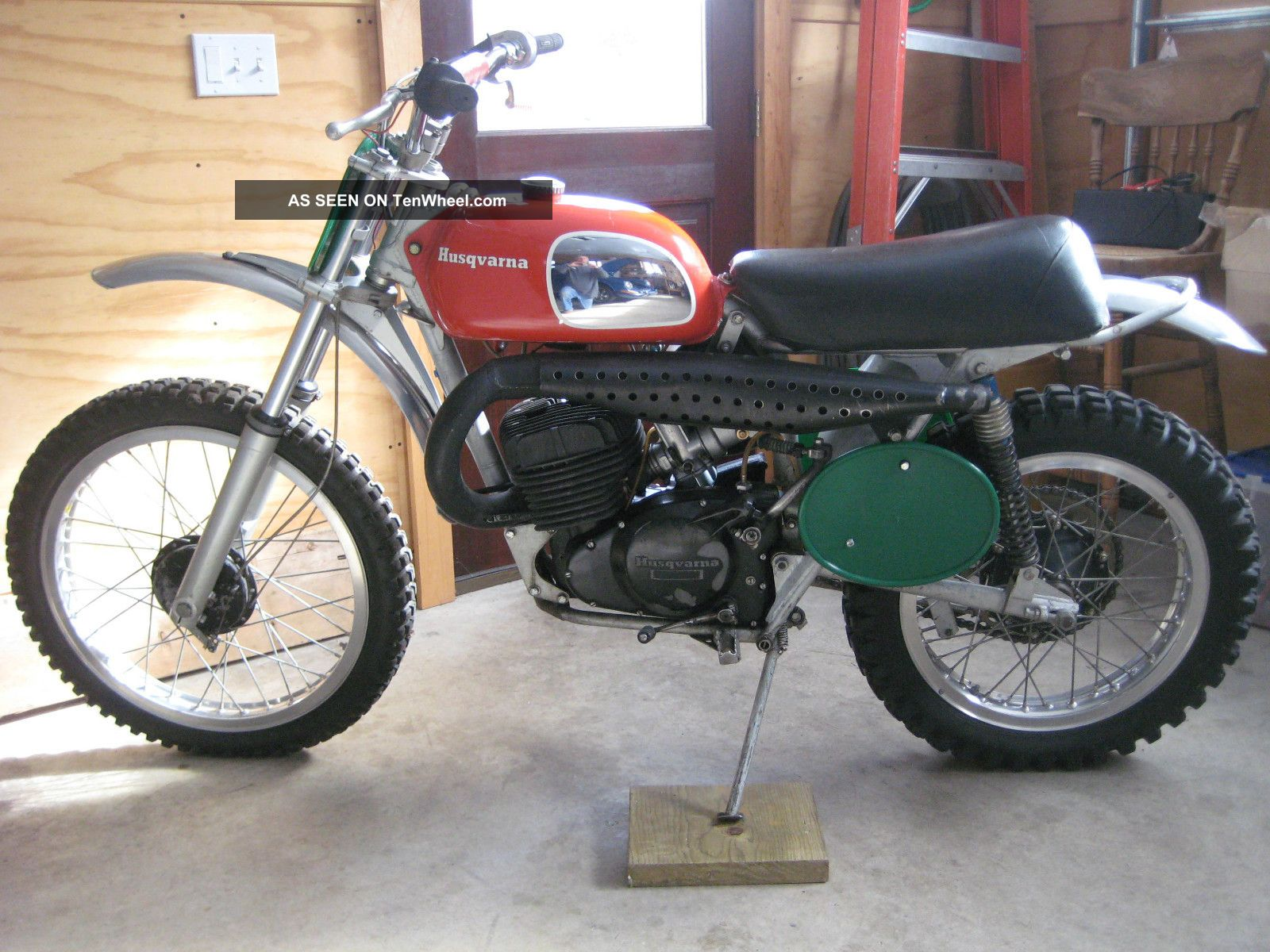 1973 Husqvarna Cr - 250 Condition Husqvarna photo