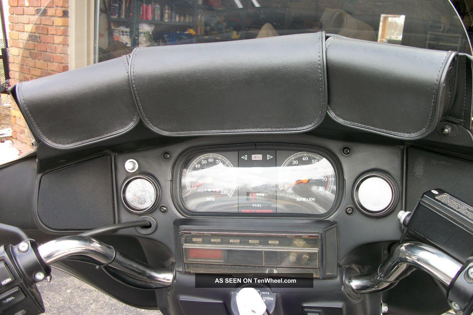 Harley Davidson Electra Glide Classic 1992 Flh