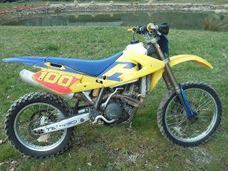2004 Te 450 photo
