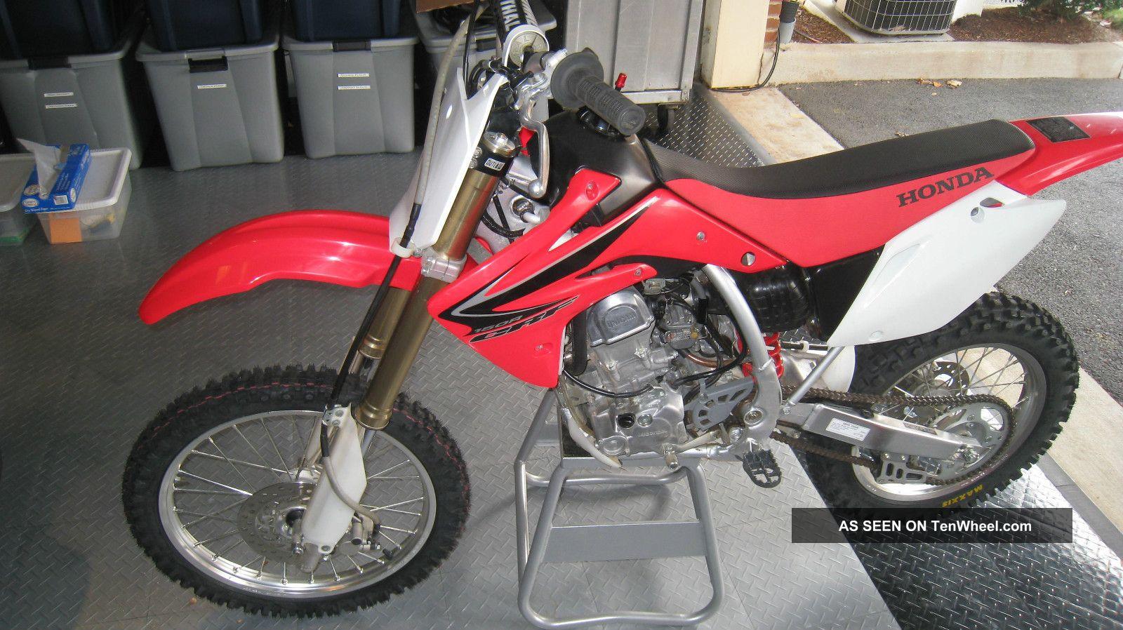 2008 Honda Crf 150 Rb