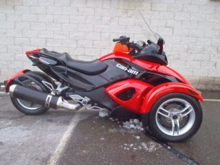 2009 Can Am Spyder 5 Speed Electric Shift Um90936 Jb photo