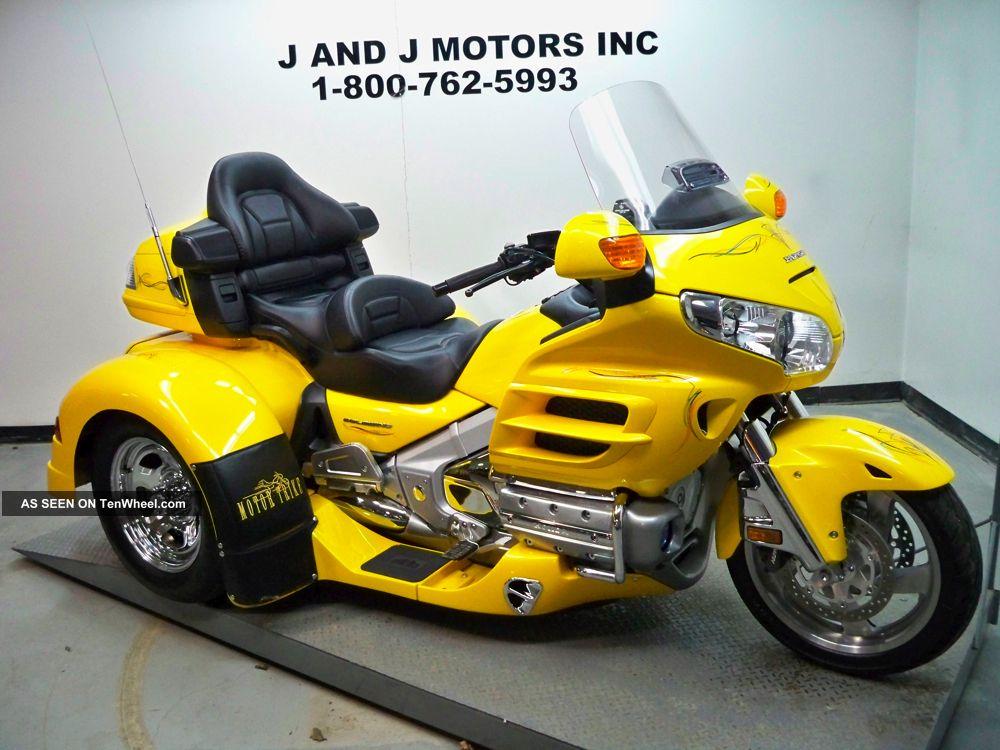 Honda Goldwing Trike Conversion Kit Honda Goldwing Trike Kits