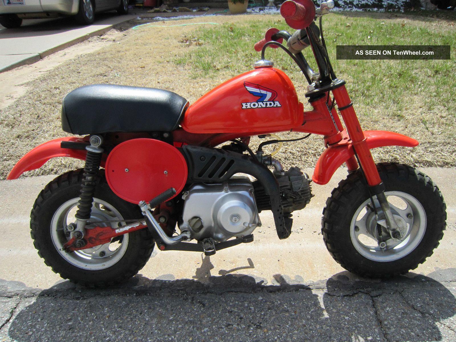 1983 Honda Z50r Mini Trail Vg