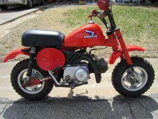 motorcycles honda other web museum rh tenwheel com New Honda Mini Bikes Honda Mini Bike Chrome