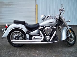 2007 Yamaha Roadstar 1700 Um91018 C.  S. photo