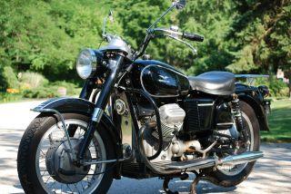 1973 Moto Guzzi Eldorado - Ambassador photo