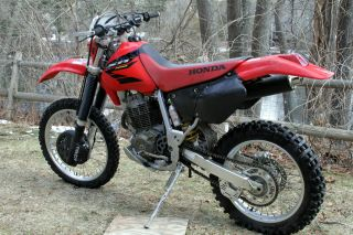 2004 Honda Xr400 Xr400r In England,  With photo