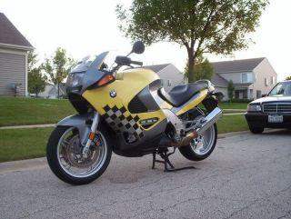 1999 Bmw K1200rs photo