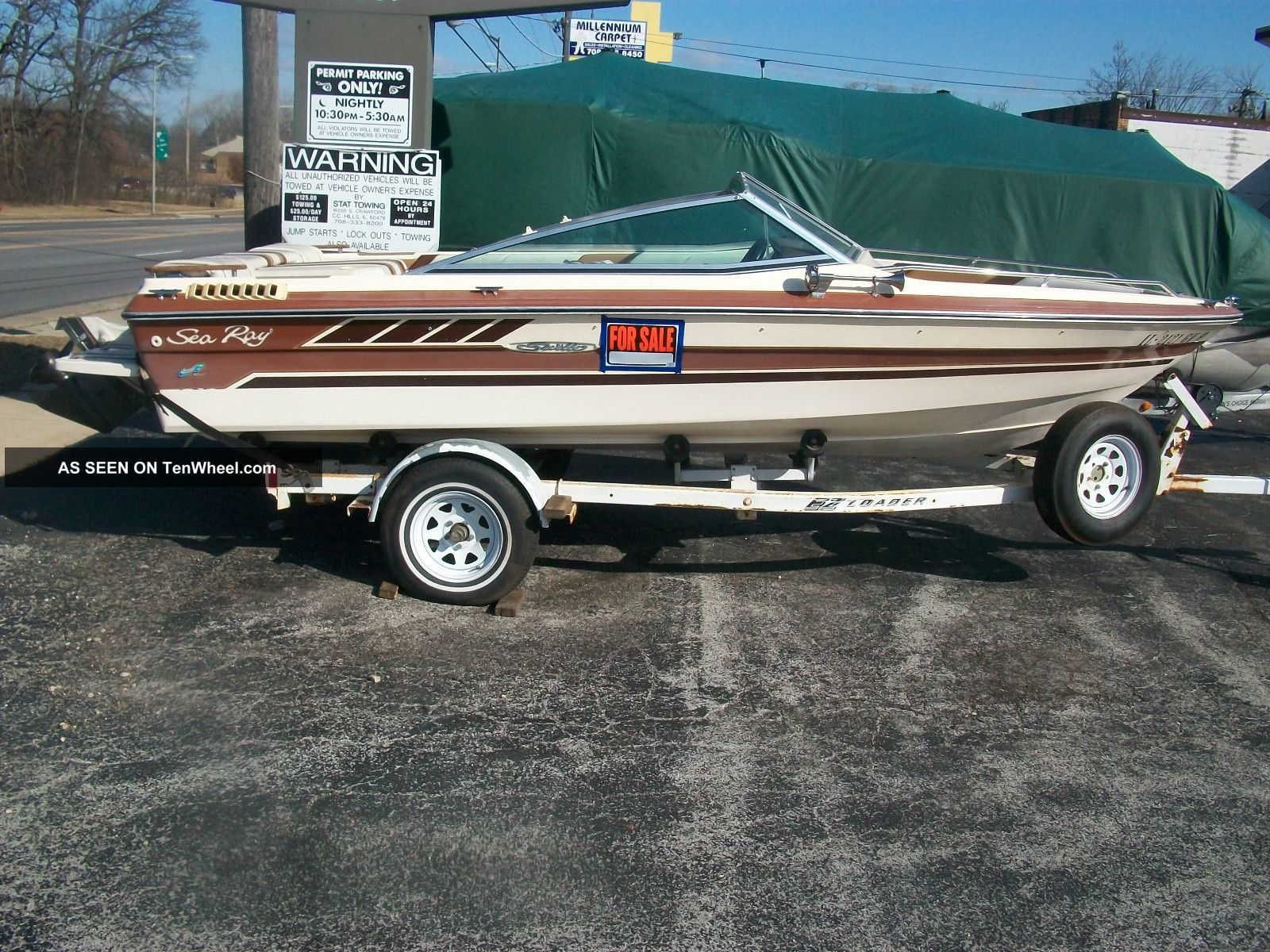 1987 Sea Ray Seville Other Powerboats photo
